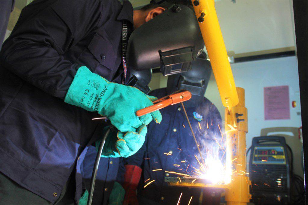 SKM-welding-1 เชื่อมไฟฟ้า ช่างเชื่อม