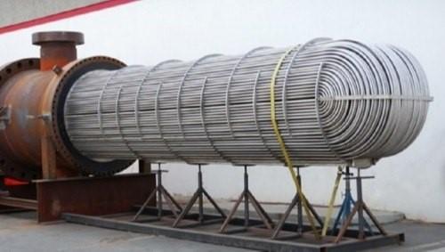 Tube-heat-exchanger