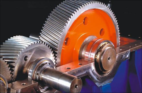 เฟืองเฉียง (Helical Gears)