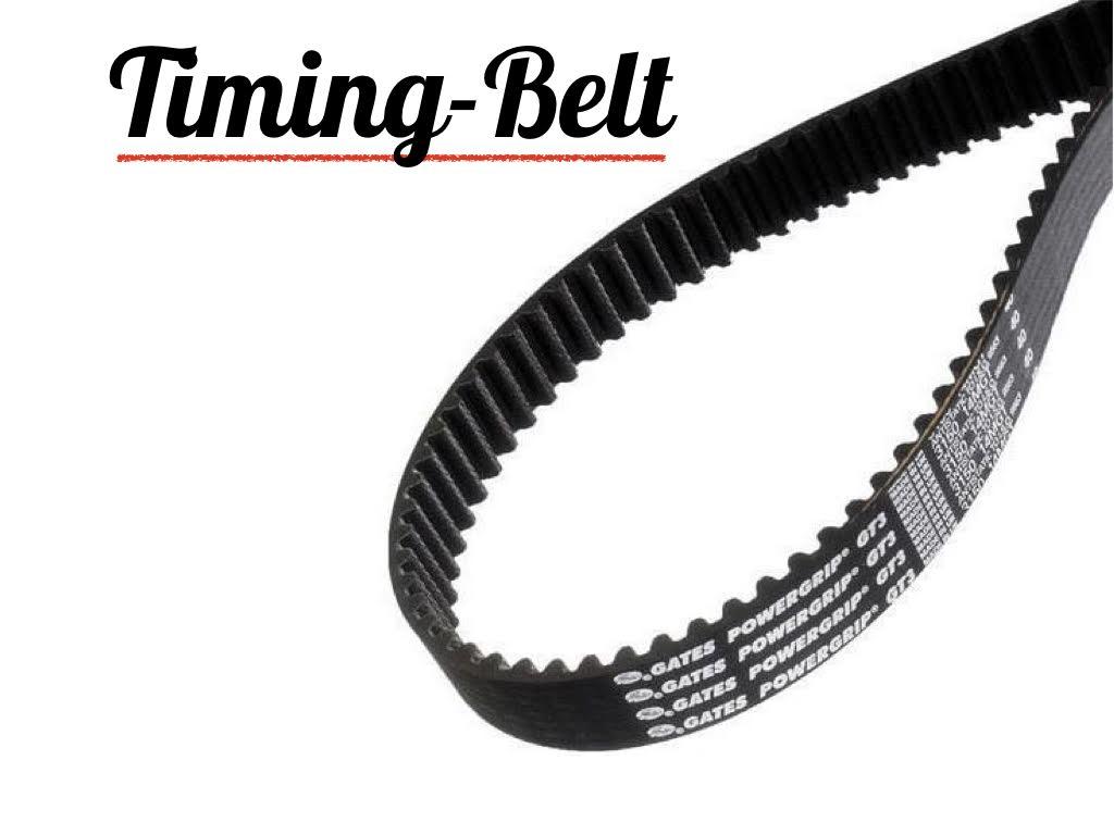 สายพานไทม์มิ่ง (Timing belt)
