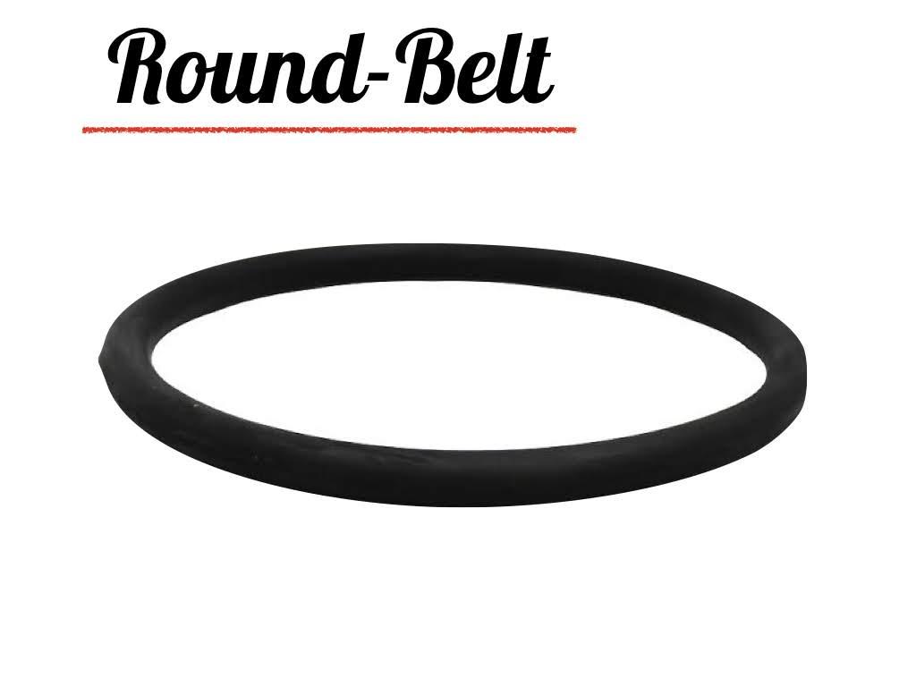 สายพานกลม (Round belt หรือ Rope belt)