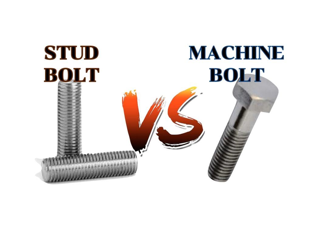 Stud and machine bolt wallpaper ข้อแตกต่าง 3