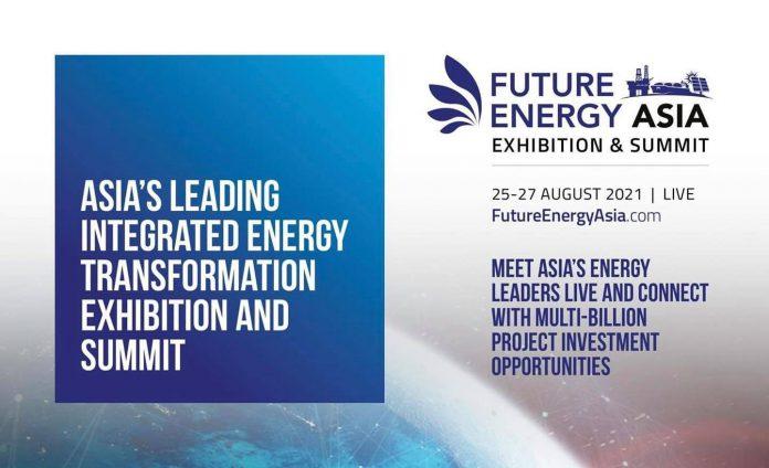 """""""Future Energy Asia 2021"""" (FEA 2021)"""